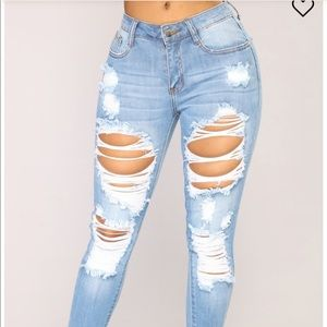 Give Good Love Skinny Jeans